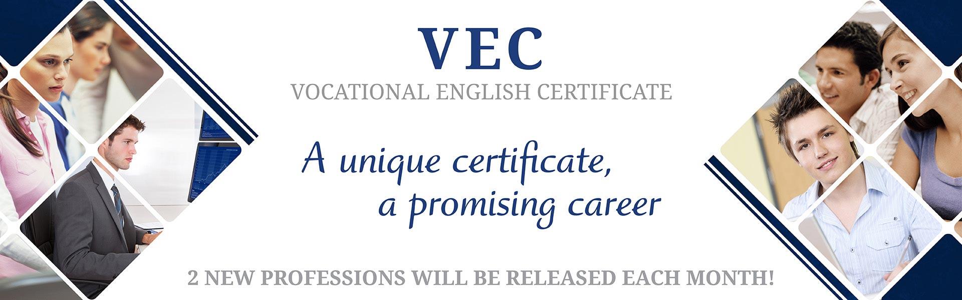 International Vocational English